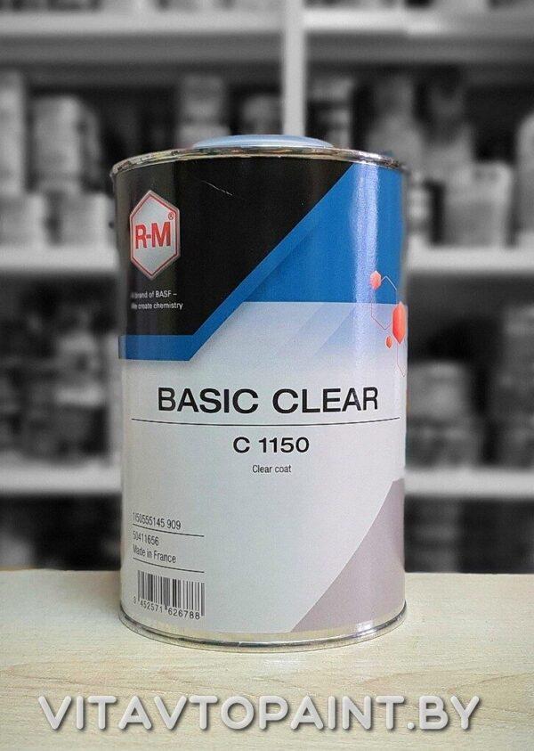R-M Basic Clear