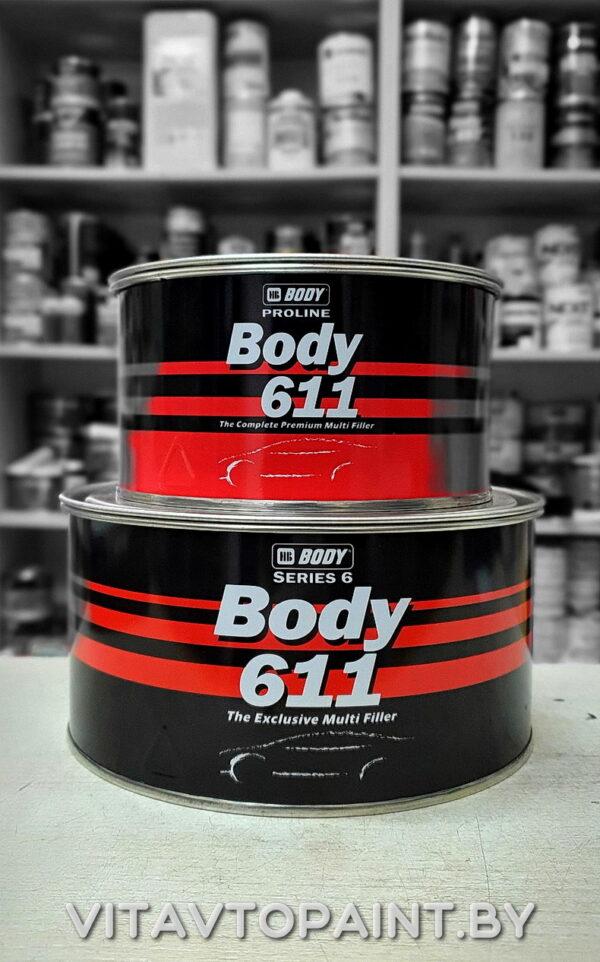 hb body 611