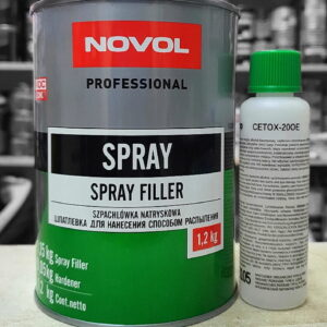 Novol Spray Filler