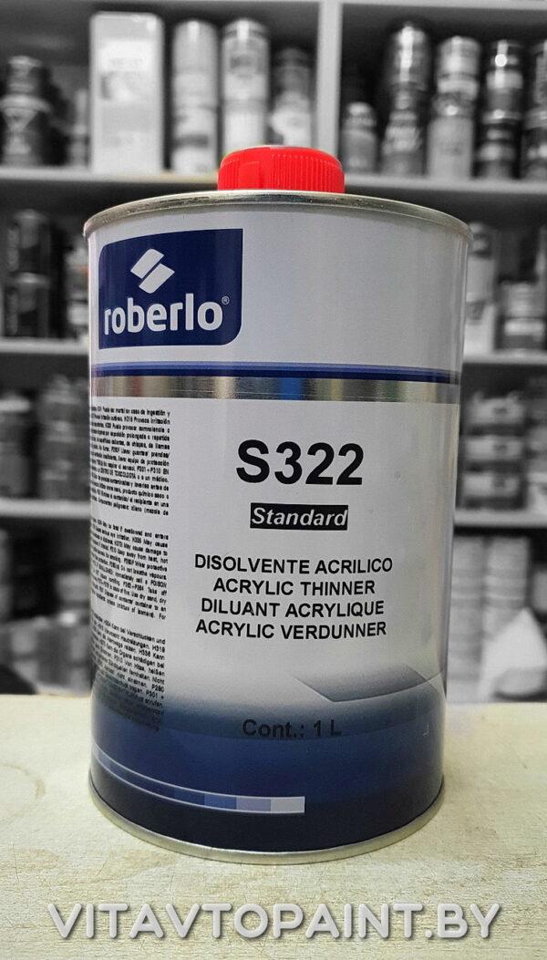 Roberlo S 322